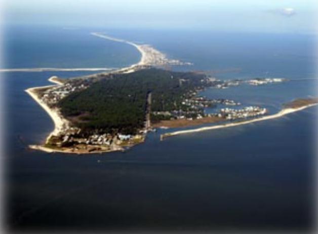 image of Dauphin Island