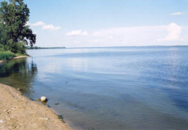 image of lake koshkonong
